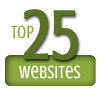Voted Top 25 Website by JDM